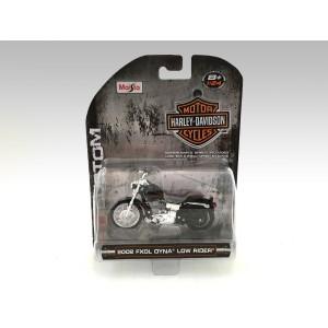 1:24 Harley Davidson 2002 FXDL Dyna Low Rider