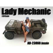 AD-23860 Lady Mechanic - Jessie
