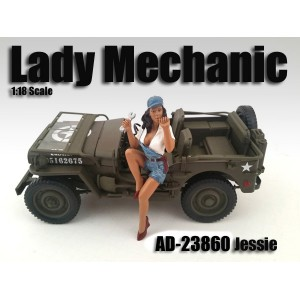 AD-23860 Lady Mechanic - Jessie
