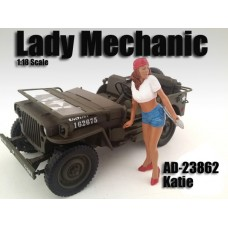 AD-23862 Lady Mechanic - Katie
