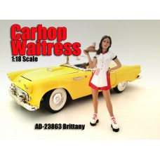 AD-23863 Carhop Waitress - Brittany