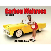 AD-23864 Carhop Waitress - Grace