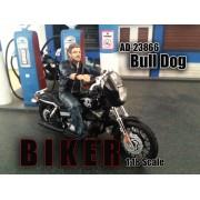 AD-23866 BIKER - Bull Dog