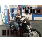 AD-23914 BIKER - Bull Dog