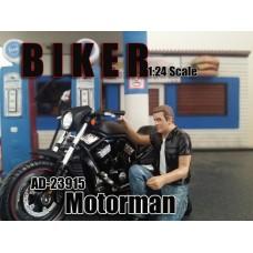 AD-23915 BIKER - Motorman