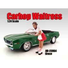 AD-23964 Carhop Waitress - Grace