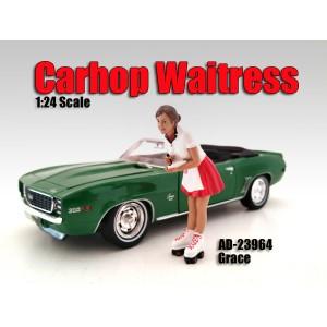 AD-23964 Carhop Waitress - Grace