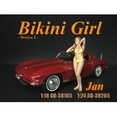AD-38265 1:24 Bikini Girl - Jan