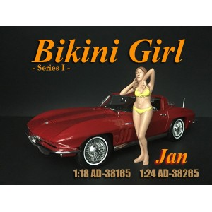 AD-38165 1:18 Bikini Girl - Jan