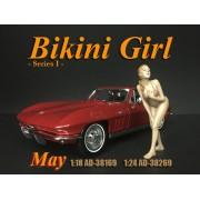 AD-38169 1:18 Bikini Girl - May