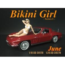 AD-38270 1:24 Bikini Girl - June