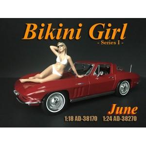 AD-38170 1:18 Bikini Girl - June