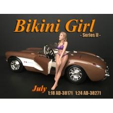 AD-38271 1:24 Bikini Girl - July