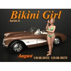 AD-38172 1:18 Bikini Girl - August