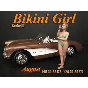AD-38272 1:24 Bikini Girl - August