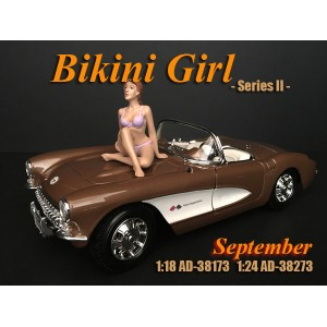 AD-38273 1:24 Bikini Girl - September
