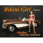 AD-38174 1:18 Bikini Girl - October