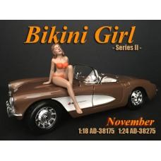 AD-38175 1:18 Bikini Girl - November