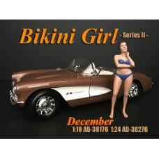 AD-38276 1:24 Bikini Girl - December