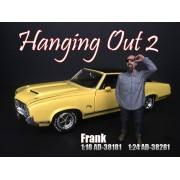 AD-38281 1:24 Hanging Out 2 - Frank