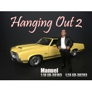 AD-38283 1:24 Hanging Out 2 - Manuel