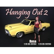 AD-38284 1:24 Hanging Out 2 - Rosa