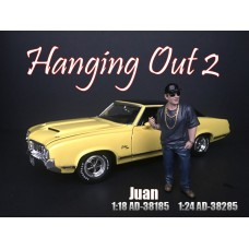 AD-38285 1:24 Hanging Out 2 - Juan