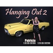 AD-38286 1:24 Hanging Out 2 - Patricia
