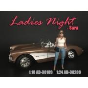 AD-38289 1:24 Ladies Night - Sara