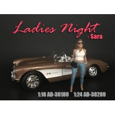 AD-38289 1:24 Ladies Night - Sara