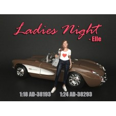 AD-38293 1:24 Ladies Night - Elle