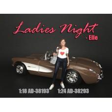 AD-38193 1:18 Ladies Night - Elle