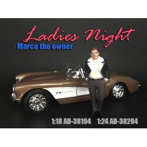 AD-38294 1:24 Ladies Night - Marco
