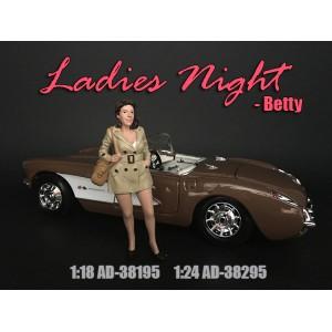 AD-38295 1:24 Ladies Night - Betty