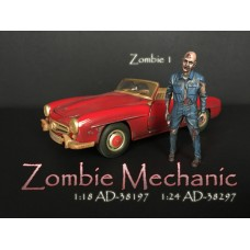 AD-38297 1:24 Zombie Mechanic I