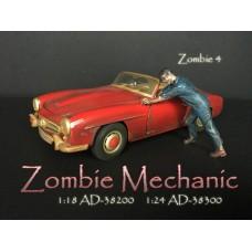 AD-38200 1:18 Zombie Mechanic IV