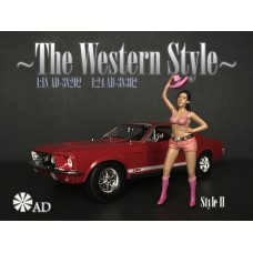 AD-38202 1:18 The Western Style II