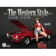 AD-38303 1:24 The Western Style III