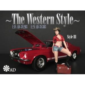 AD-38203 1:18 The Western Style III