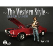 AD-38308 1:24 The Western Style VIII