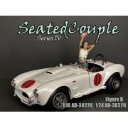 AD-38320 1:24 Seated Couple IV - Figure B