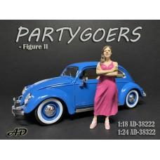 AD-38222 1:18 Partygoers - Figure II