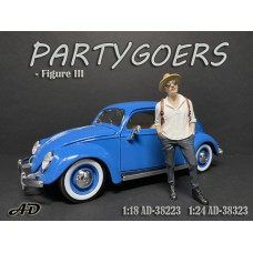 AD-38223 1:18 Partygoers - Figure III