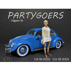 AD-38224 1:18 Partygoers - Figure IV