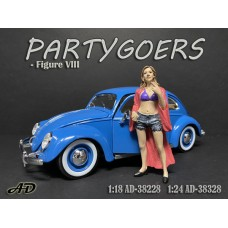 AD-38328 1:24 Partygoers - Figure VIII