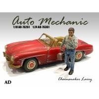 AD-76361 1:24 Auto Mechanic - Chainsmoker Larry