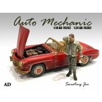 AD-76362 1:24 Auto Mechanic - Sweating Joe