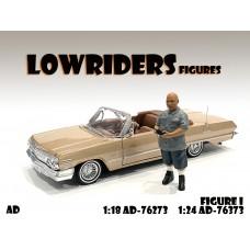 AD-76373 1:24 Lowriderz - Figure I