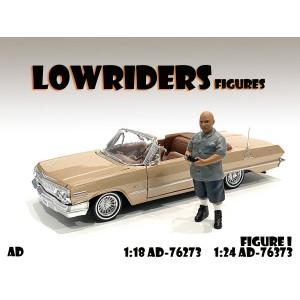 AD-76273 1:18 Lowriderz - Figure I