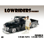 AD-76274 1:18 Lowriderz - Figure II